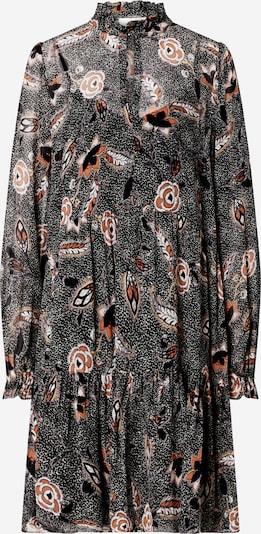 SECOND FEMALE Dress 'Geo' in Brown / Black, Item view