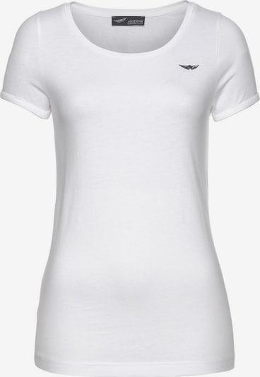 ARIZONA T-Shirt 'Arizona' in weiß, Produktansicht