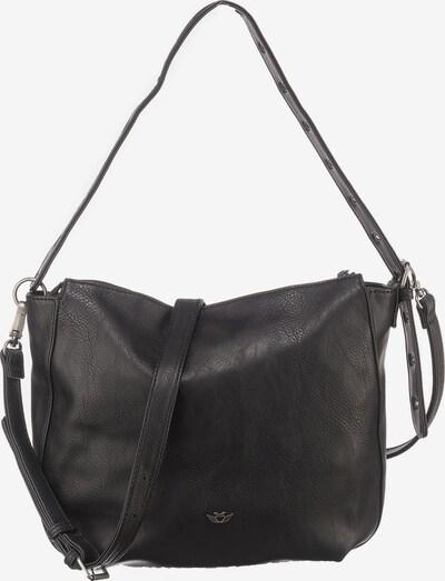 Fritzi aus Preußen Handtasche in hellbraun / schwarz, Produktansicht