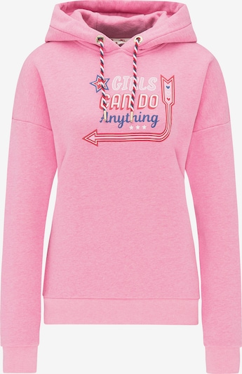 MYMO Sweatshirt in Mixed colors / Pink, Item view