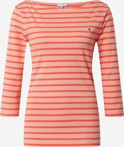 Marškinėliai 'AISHA' iš TOMMY HILFIGER , spalva - koralų splava, Prekių apžvalga