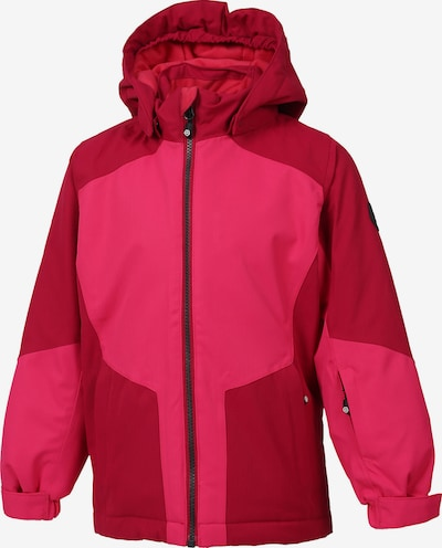 COLOR KIDS Skijacke 'Dawson' in pink / cranberry, Produktansicht