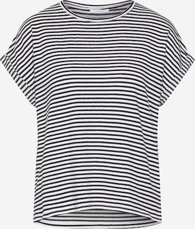 OPUS Shirt 'Sipay' in schwarz / weiß, Produktansicht