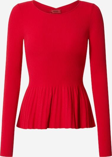HUGO Pullover 'Seyash' in rot, Produktansicht