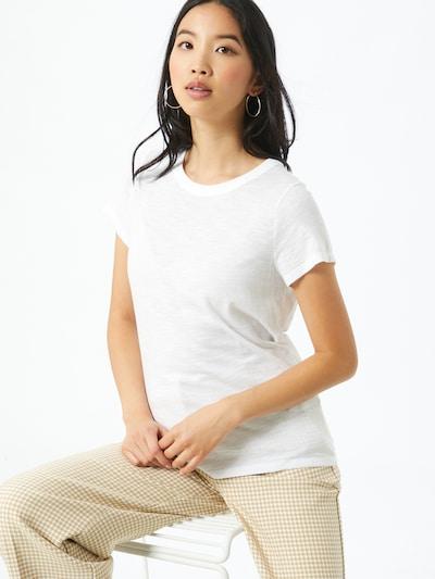 Banana Republic T-Shirt in weiß, Modelansicht