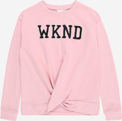 NAME IT Bluzka sportowa 'NKFBERETHE LS SWEAT BOX UNB' w kolorze różowym, Podgląd produktu