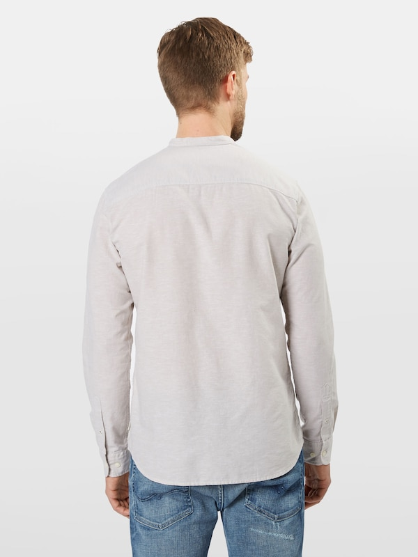 s Chemise Cassé Noos' Jones Jackamp; Band Blanc En Shirt L 'jjesummer 80kXnOPw