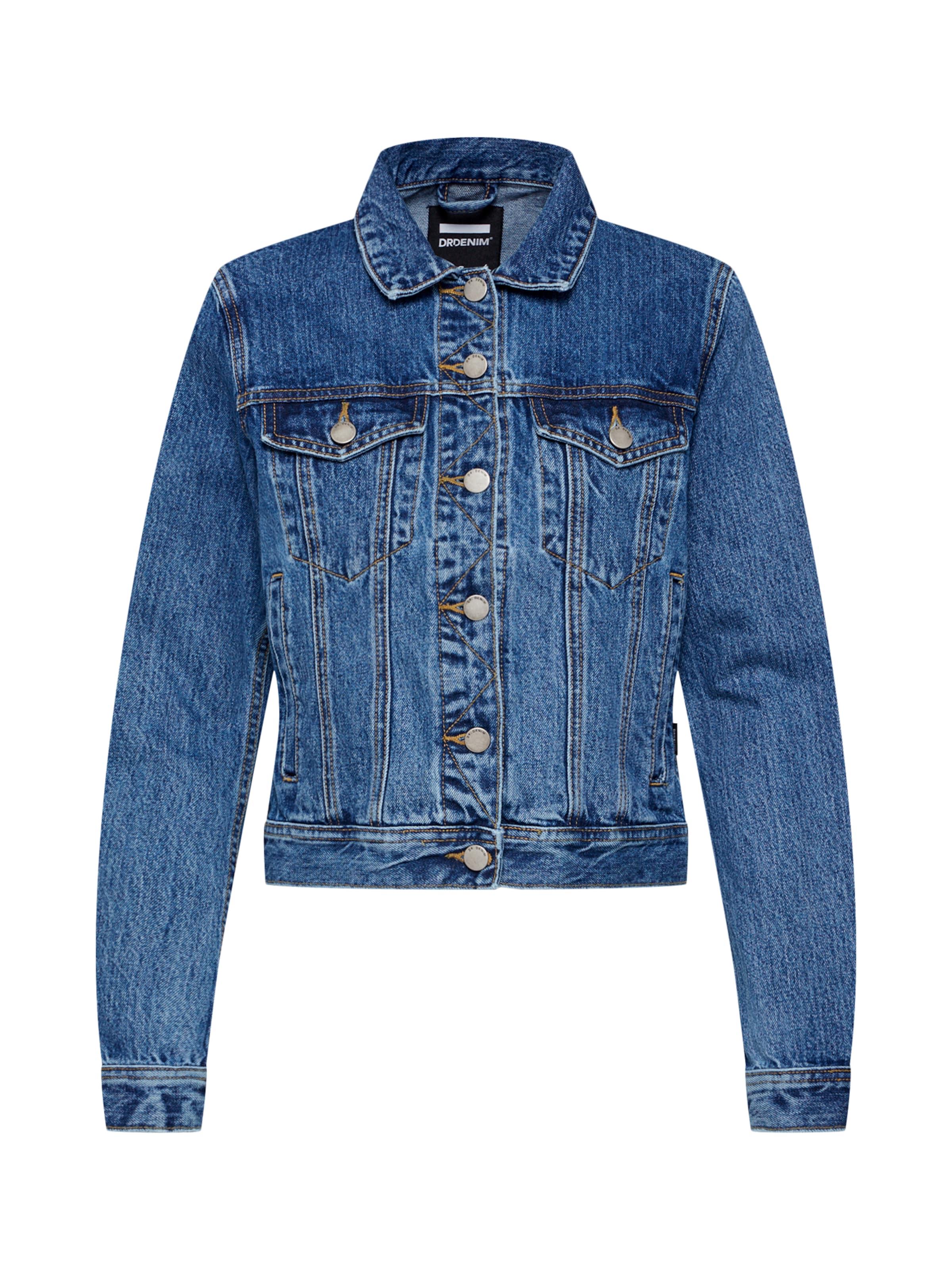 'viva Mi Trucker In saison Jacket' DrDenimVeste Bleu yf6gvYb7