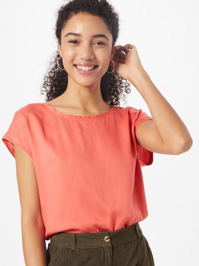 STREET ONE Blusenshirt in rot, Modelansicht