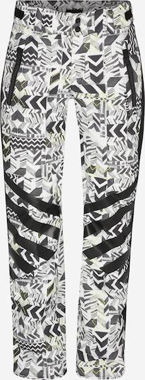 CHIEMSEE Sporthose in schwarz / weiß, Produktansicht