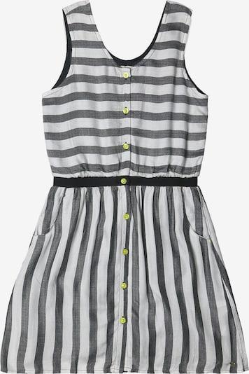 ESPRIT Kleid in grau / weiß, Produktansicht
