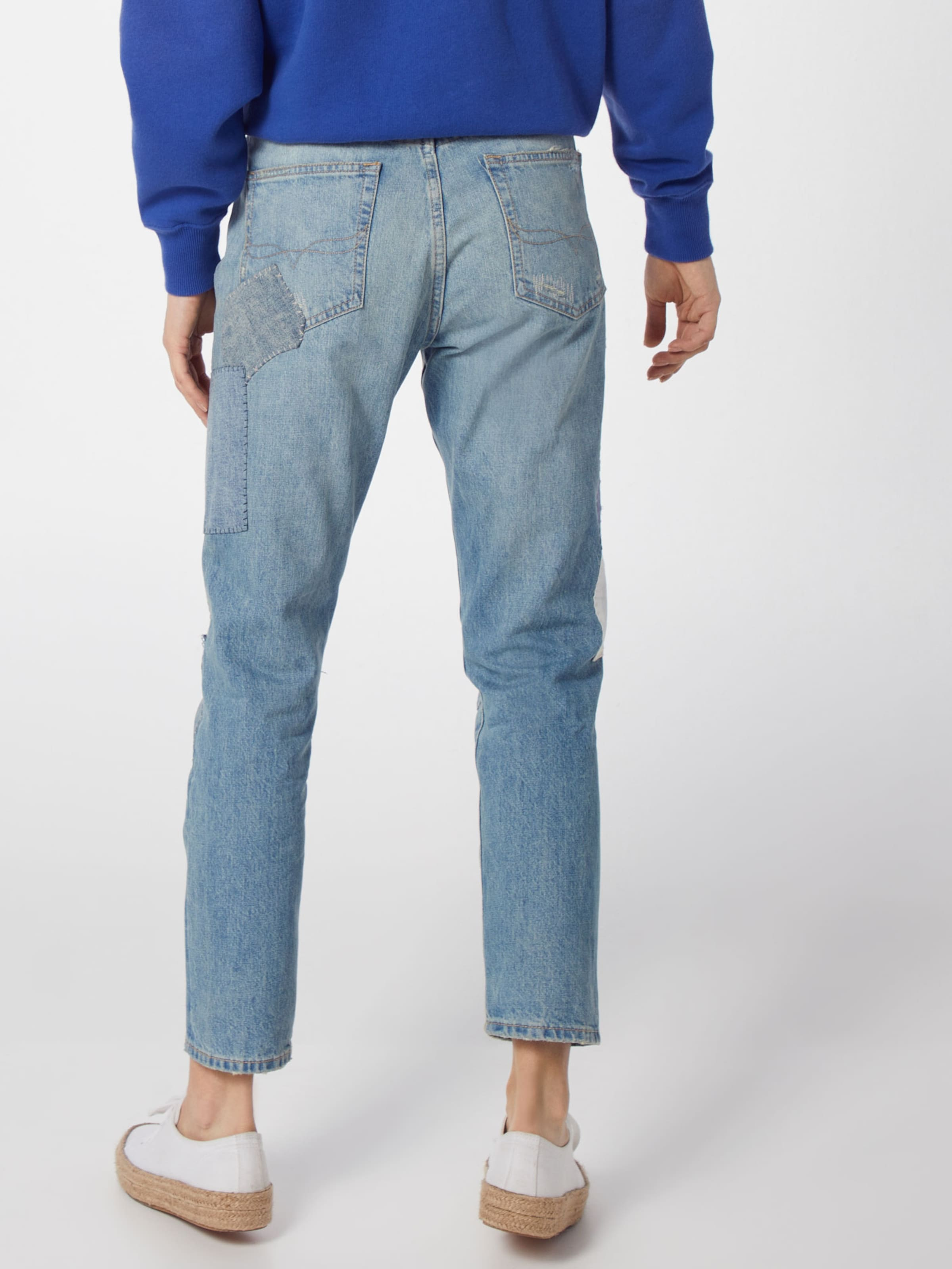 Lauren In Ralph Blue Denim Polo Jeans 'avery' OyNv8mn0w