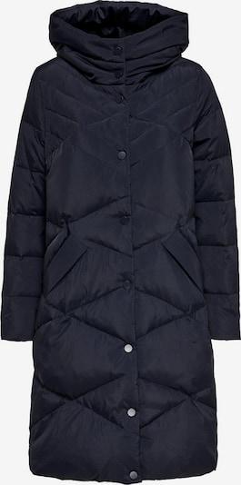 ONLY Manteau d'hiver en noir, Vue avec produit