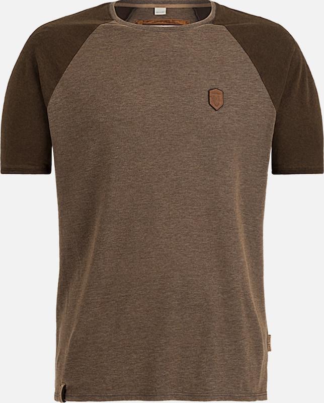 naketano Male T-Shirt 'The Kumite'