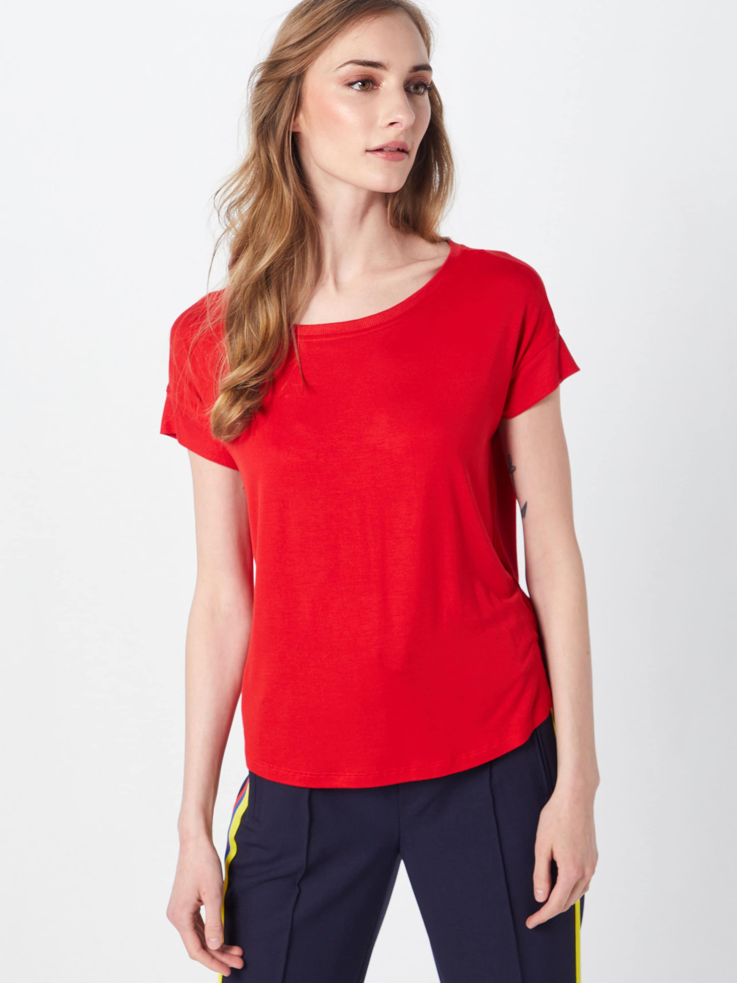 Shirt In Red shirt Kurzarm' Label 't oliver Rot S wXk80PnO