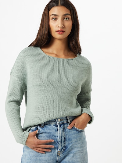 ONLY Pullover 'LEXI' in mint, Modelansicht