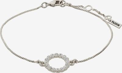 Pilgrim Armband 'Malin' in de kleur Zilver, Productweergave
