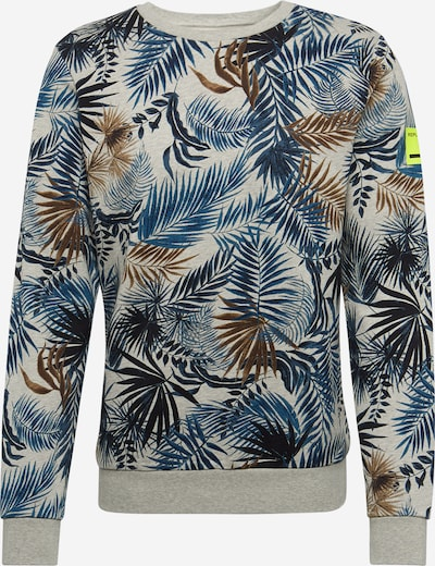 REPLAY Sweatshirt in blau / grau, Produktansicht