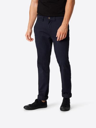 Pepe Jeans Chino kalhoty 'SLOANE' - tmavě modrá, Model/ka