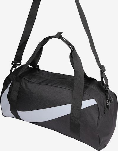 Nike Sportswear Sporttasche 'Nike Gym Club' in schwarz / weiß: Seitenansicht