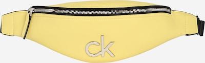 Calvin Klein Ledvinka 'RE-LOCK WAISTBAG' - žlutá: Pohled zepředu