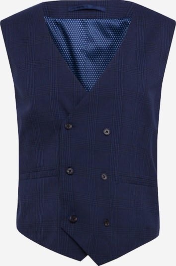 BURTON MENSWEAR LONDON Gilet in de kleur Navy, Productweergave