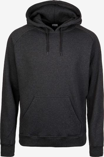 Urban Classics Sweat-shirt 'Blank' en anthracite, Vue avec produit