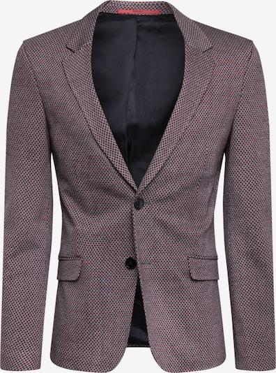HUGO Sakko 'Anfred201J1' in grau / rot, Produktansicht