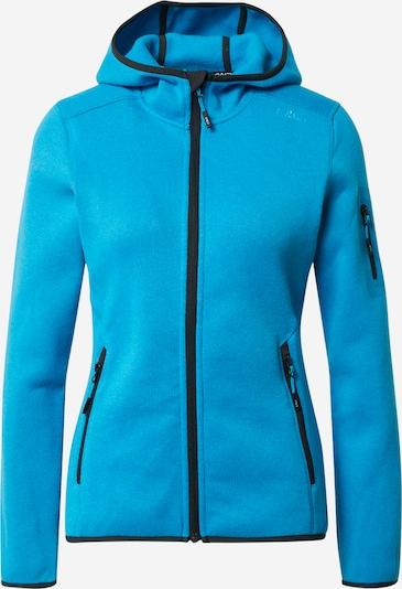 CMP Outdoorjas in de kleur Blauw / Antraciet, Productweergave