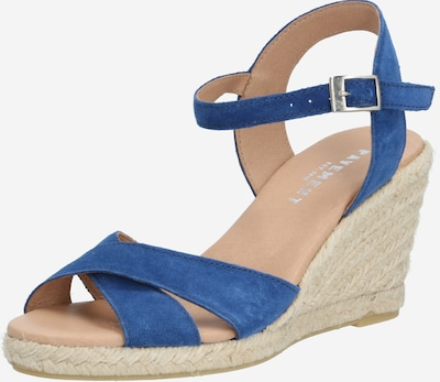 PAVEMENT Sandalette 'Dorit' in blau, Produktansicht