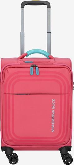 MANDARINA DUCK Trolley 'Bilbao' in pink, Produktansicht