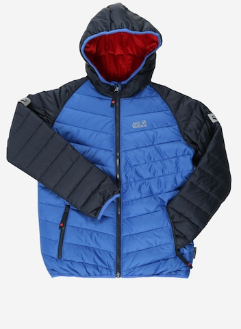 JACK WOLFSKIN Outdoor jacket 'Zenon' in Blue