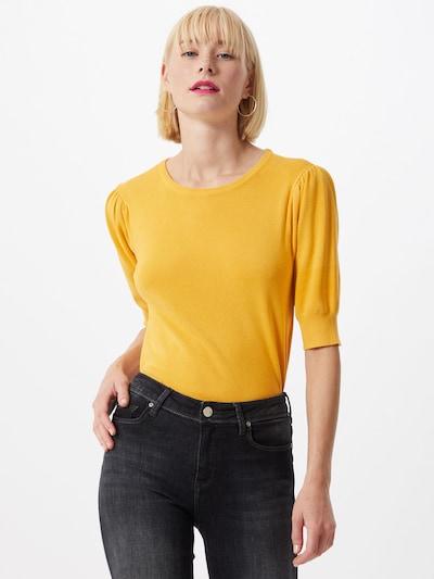 JACQUELINE de YONG Pullover 'BRIDGET' in goldgelb, Modelansicht