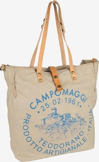 Campomaggi Handtasche ' Shopper C1661 Teodorano ' in beige, Produktansicht