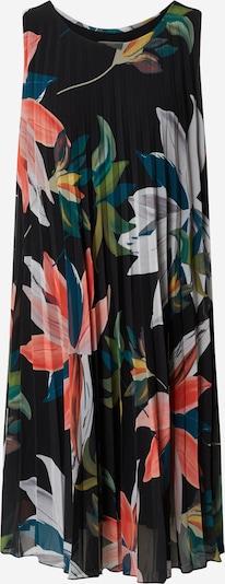 Cartoon Kleid in mischfarben / schwarz, Produktansicht