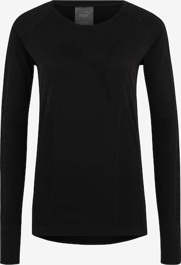 PUMA Funkční tričko - černá, Produkt
