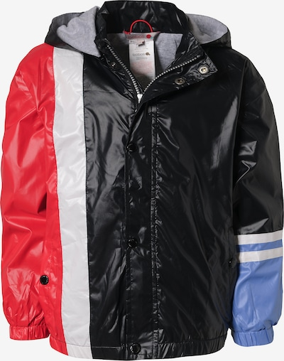 BÒBOLI Übergangsjacke in blau / rot / schwarz, Produktansicht
