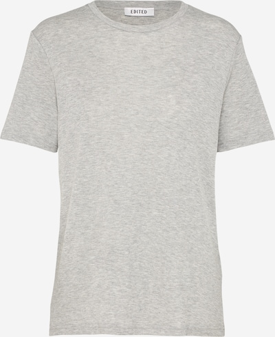 EDITED T-Shirt 'Patricia' in grau: Frontalansicht