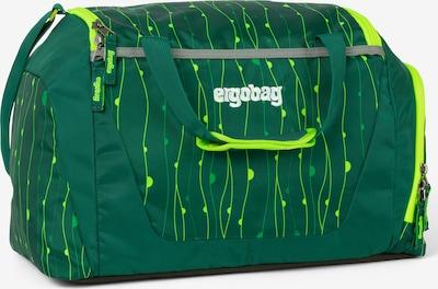 ergobag Tasche in grün / neongrün, Produktansicht