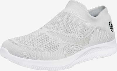 RIEKER Slip-On-Sneaker in grau, Produktansicht