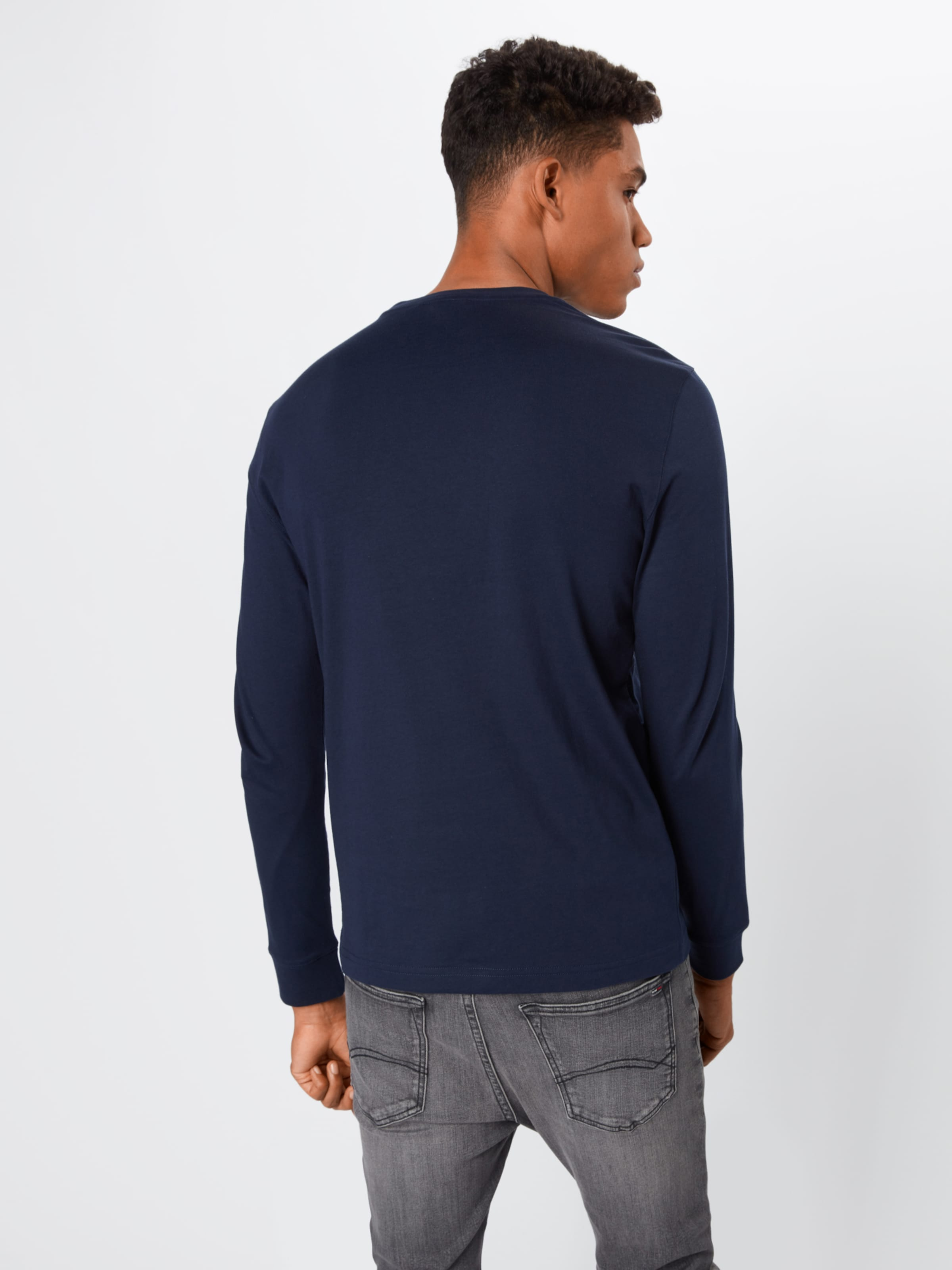 shirt T En Lacoste T En Marine shirt Lacoste Lacoste Marine T shirt En cAq534RjL
