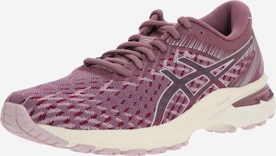 Bėgimo batai 'Gt-2000 8 Knit' iš ASICS , spalva - purpurinė / vyšninė spalva, Prekių apžvalga