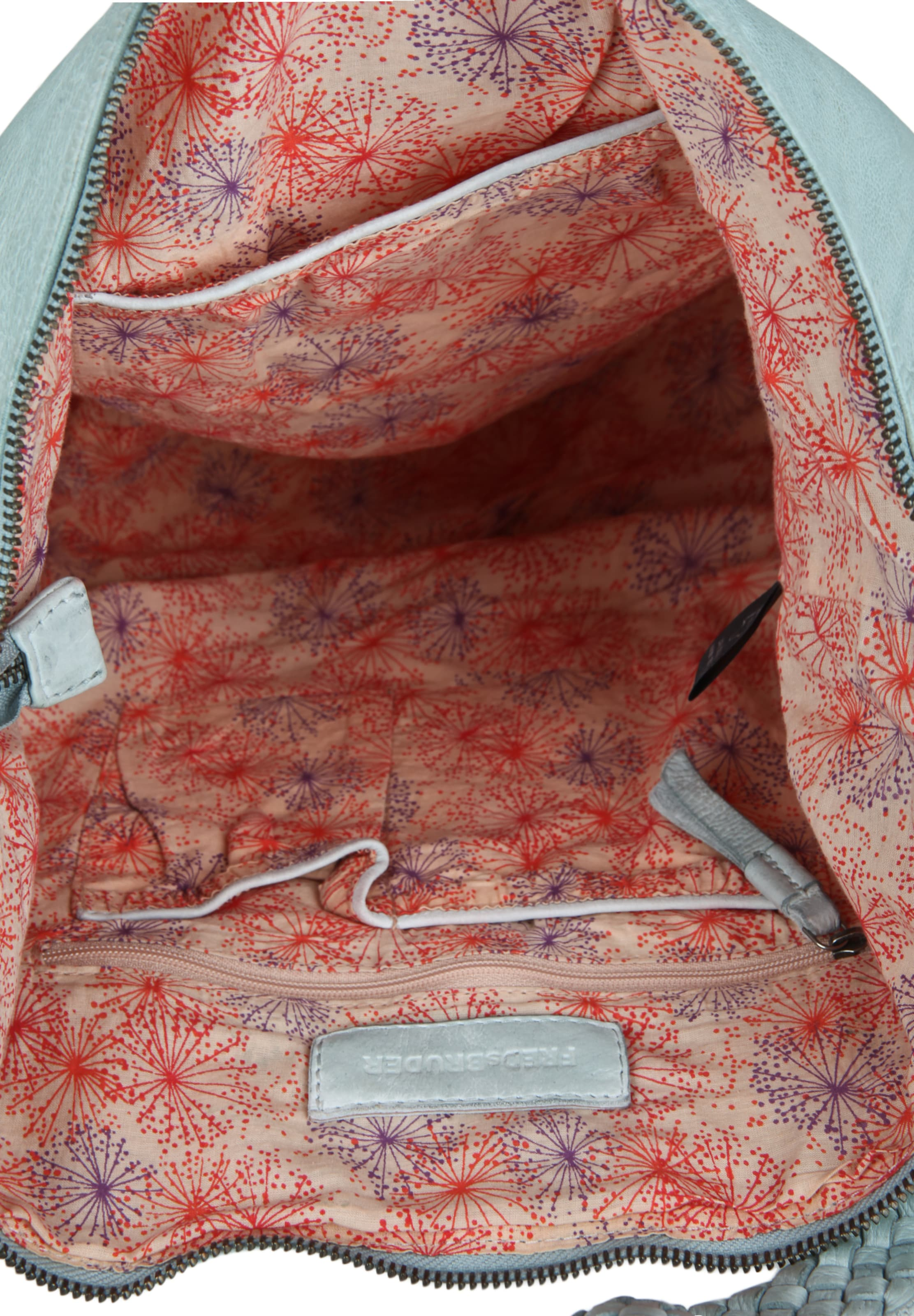 Umhängetasche Fredsbruder In Fredsbruder 'palms' Umhängetasche Opal DH9E2I