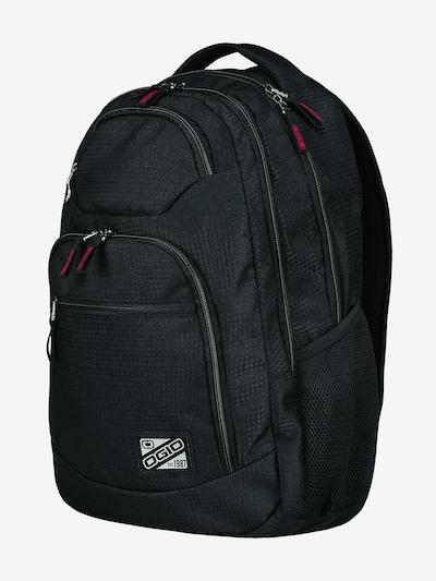 Ogio Laptop-Rucksack 'Alpha 120 Convoy' in schwarz, Produktansicht