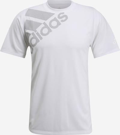 ADIDAS PERFORMANCE Functioneel shirt 'FL_SPR GF BOS' in de kleur Zwart / Wit, Productweergave