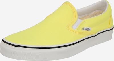 VANS Slipper in gelb / weiß, Produktansicht