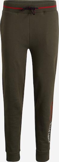 Tommy Hilfiger Underwear Hose 'PANTS LWK' in dunkelgrün, Produktansicht
