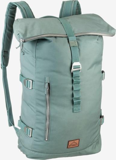 MCKINLEY Daypack 'Daybag London Rolltop 32L' in pastellgrün, Produktansicht