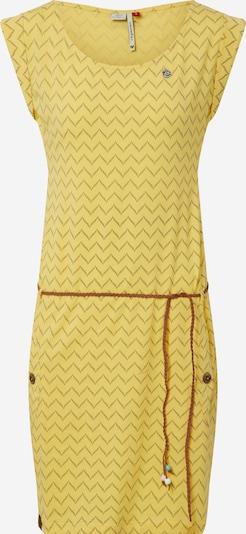 Ragwear Letnia sukienka w kolorze żółty / offwhitem, Podgląd produktu