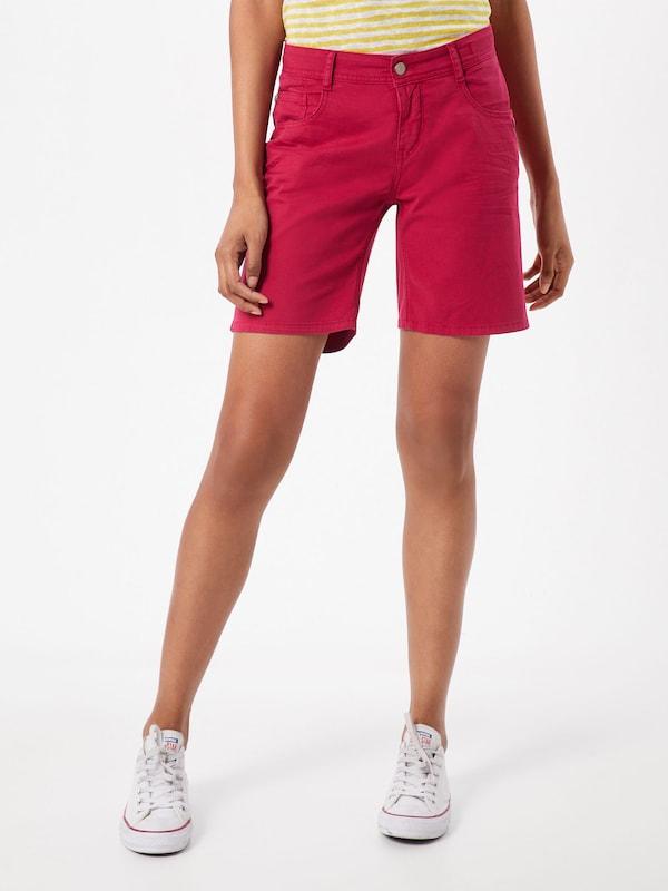Gang En Bermuda' Rouge Pantalon 'amelie jL5Aqc43R